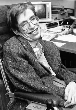 Stephen Hawking (Quelle: NASA)