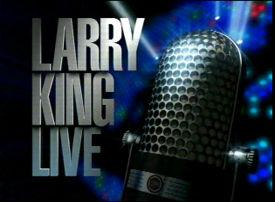 Larry King Live (Quelle: CNN)