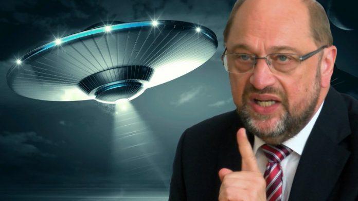 Schulz will UFO-Akten öffnen