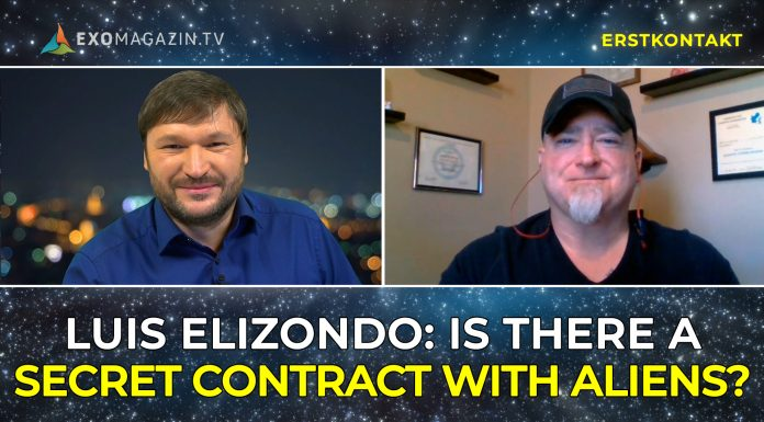 Luis Elizondo - Is there a secret contract with aliens?