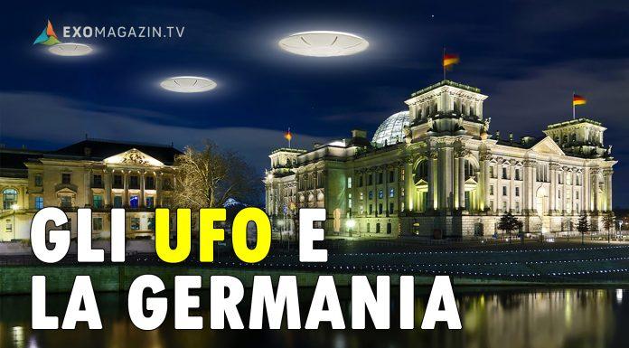 Gli UFO e la Germania - Robert Fleischer in San Marino (2019)