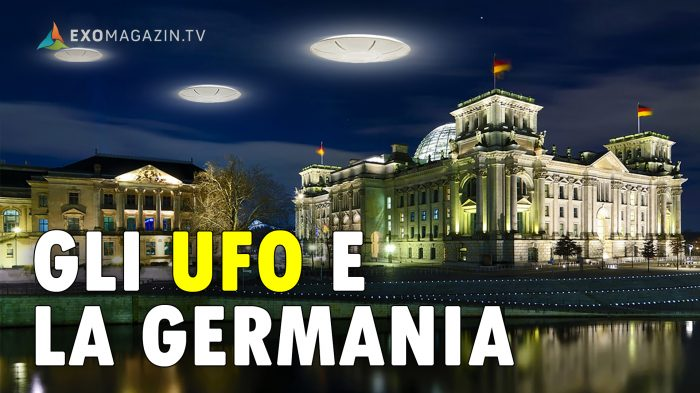 Gli UFO e la Germania - Robert Fleischer in San Marino (2019)