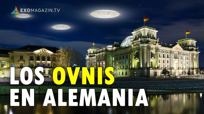Los OVNIS en Alemania - Robert Fleischer en el Ufology World Congress 2020, Barcelona